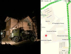 Ломоносовский район, д.Малые Горки, СНТ Янтарная Ропша, 42м скв, 1,5м3ч